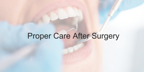 Proper Care After Surgery - Video
